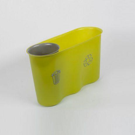 Corbeilles de tri design pour mettre en place le tri au bureau