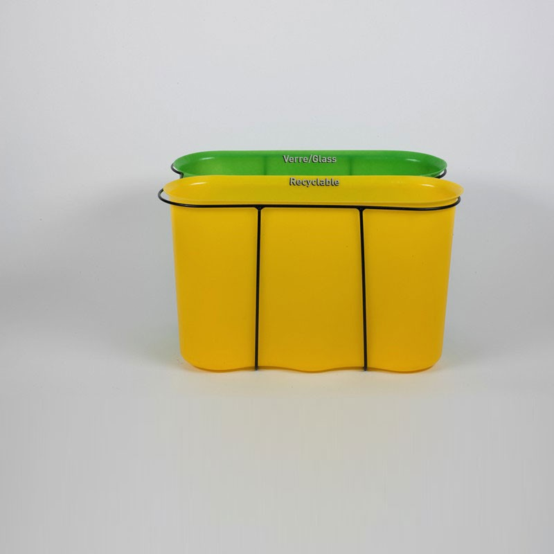 Bacs de collecte de déchets Selectibox