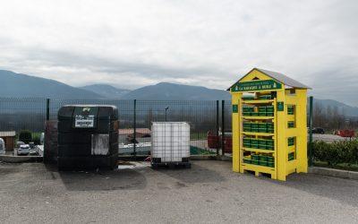 La collecte de l'huile de friture selon La Baraque à Huile