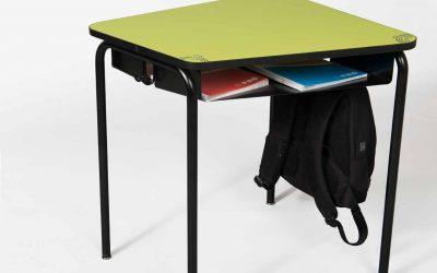 Programme 3.4.5, le mobilier scolaire de demain, design C+B Lefebvre