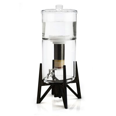 Aquaovo Tower Glass Filter Carafe