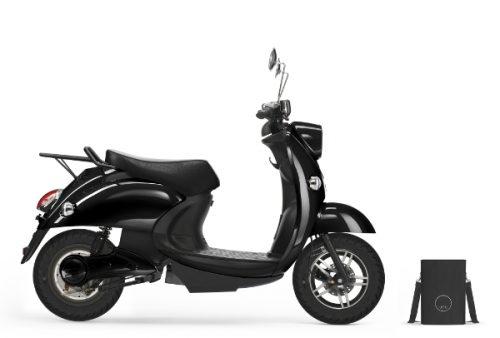 Scooter électrique Unu, un nouveau modèle économique