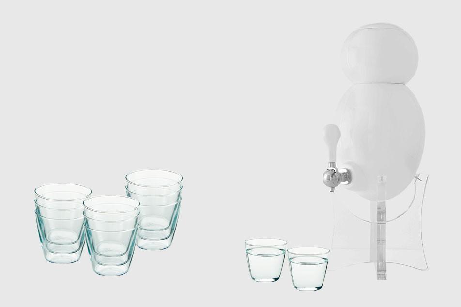 alternative aux bouteilles individuelles d'eau en salle de réunion
