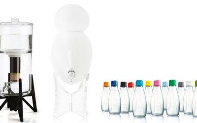 Comment supprimer les bouteilles d'eau individuelles en salle de réunion?