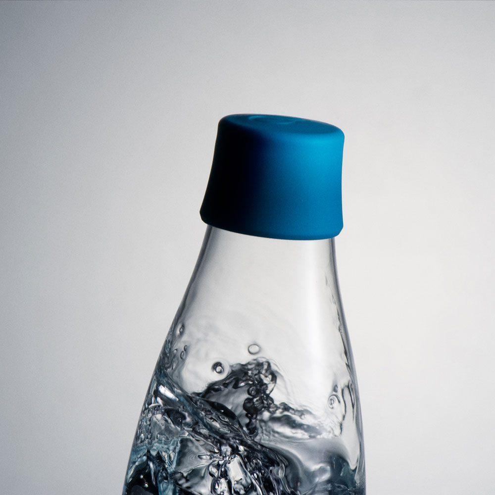 bouteille en verre design