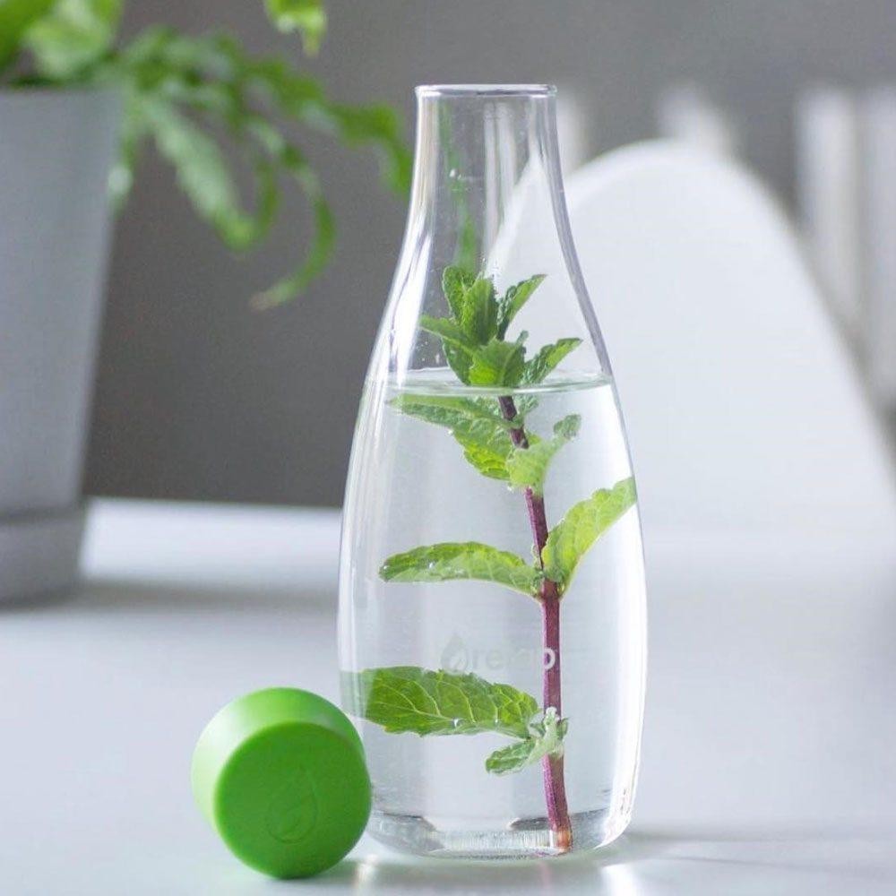 bouteille en verre Retap
