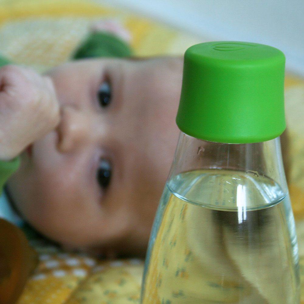bouteille réutilisable en verre