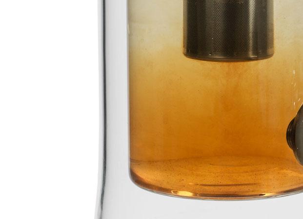 fontaine à boissons transparente, pour voir la boisson que vous servez