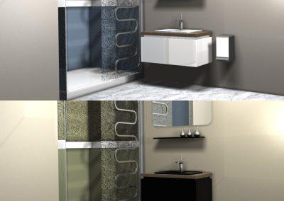 Quelle alternative design et durable à la poubelle de salle de bains à pédale?