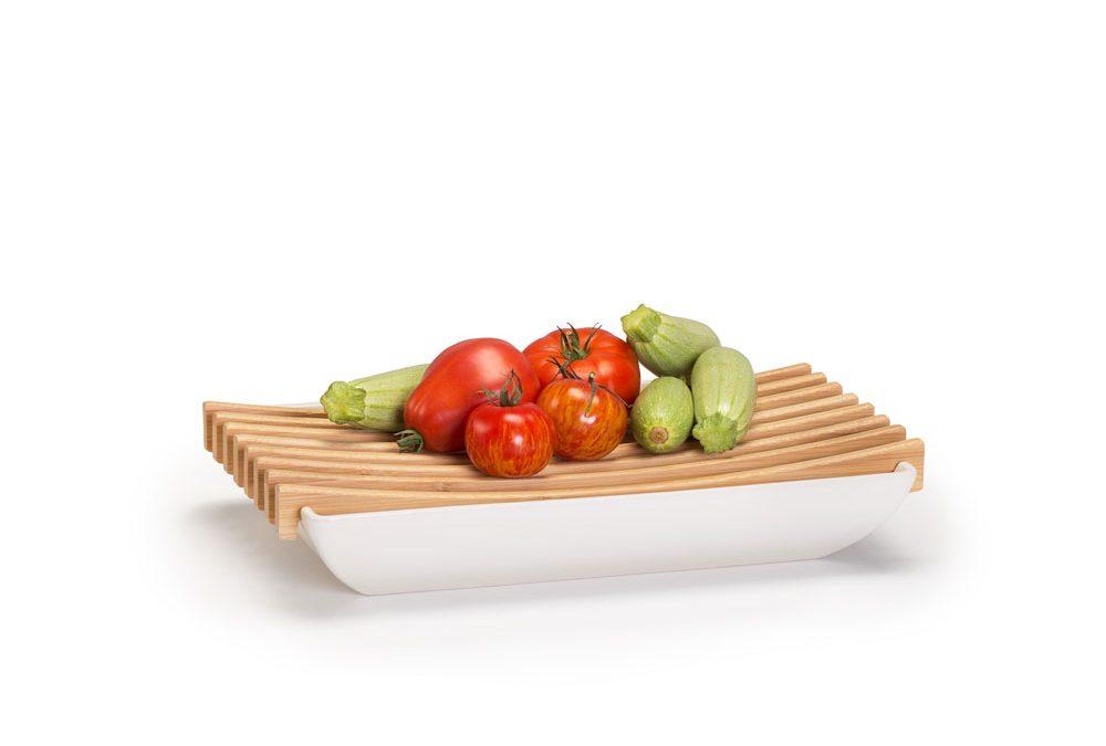 Voici comment le design peut aider à mieux conserver les fruits et légumes
