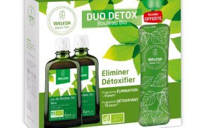 Weleda a choisi my eco design pour la conception de sa bouteille publicitaire
