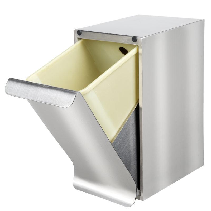 poubelle sanitaire design et durable