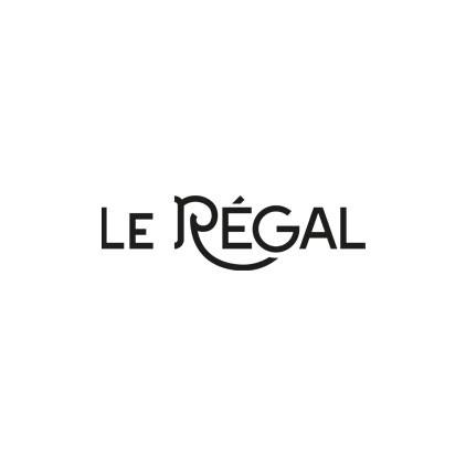 logo Le Régal, marque de design en art de la table