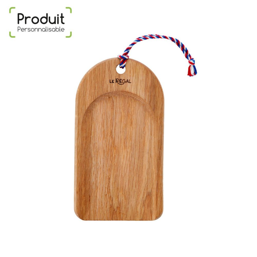 Small wooden sharing board, design C + B Lefebvre