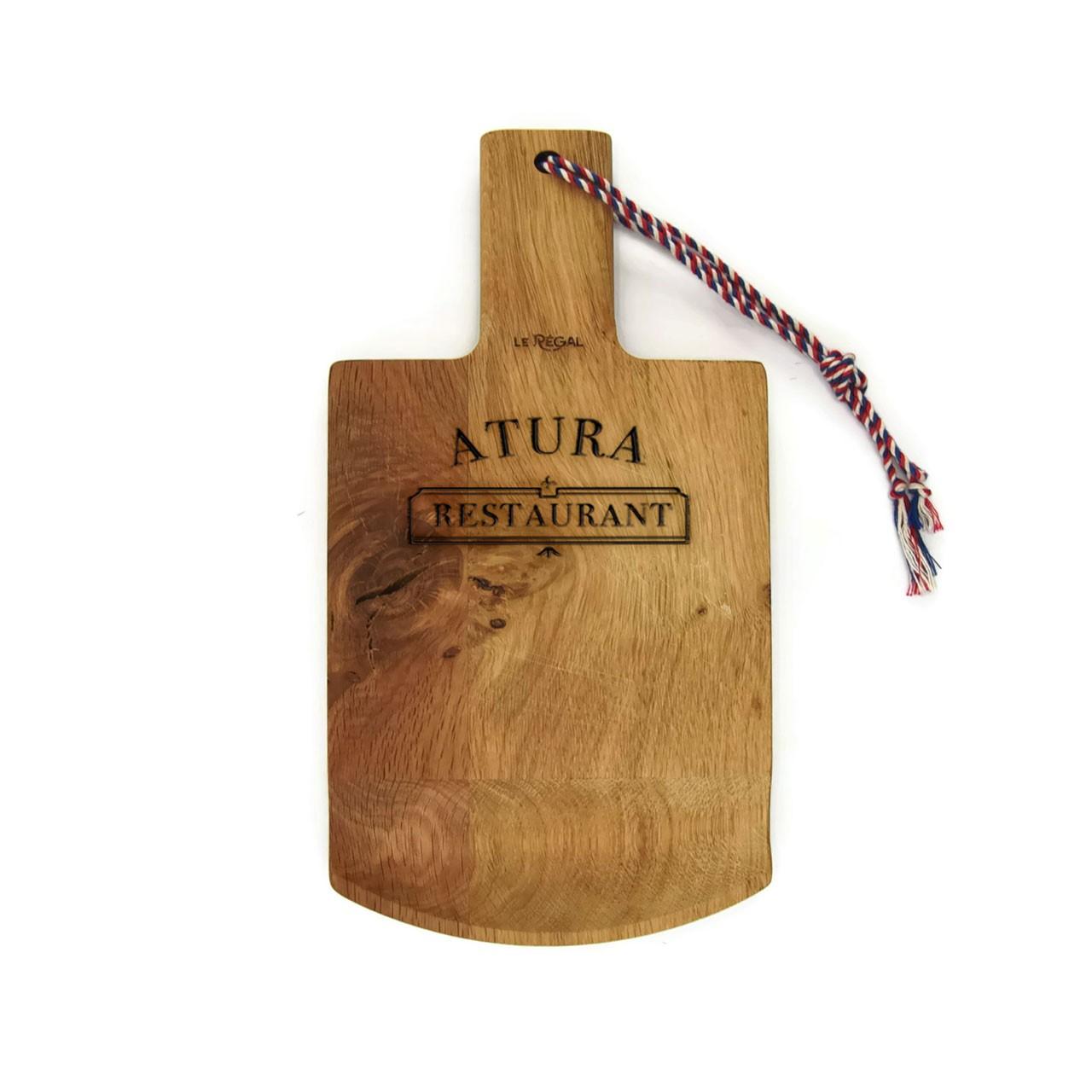 Planche à découper design en bois personnalisable