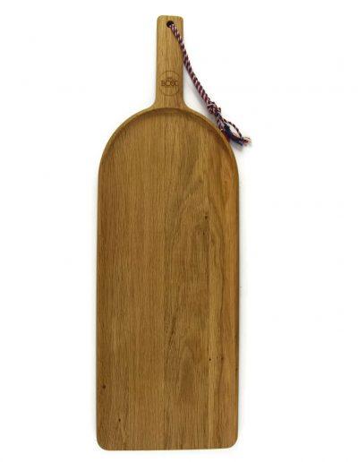 Planche a decouper design en bois personnalisablePELLE_GRANDE-bosc