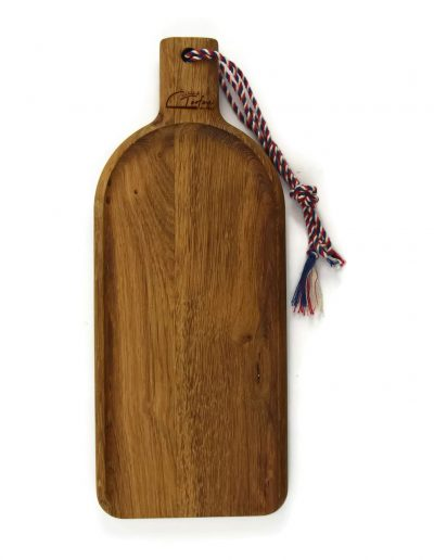 Planche a decouper design en bois personnalisablePELLE_PETITE