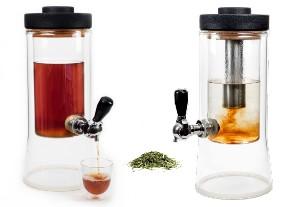 Proposez une multi dégustation en boutique avec la fontaine à thé Isotea