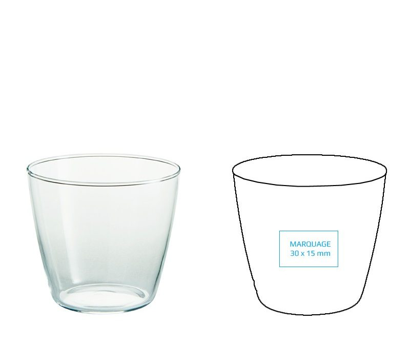 Personalized tumbler glass: a durable and stylish communication medium