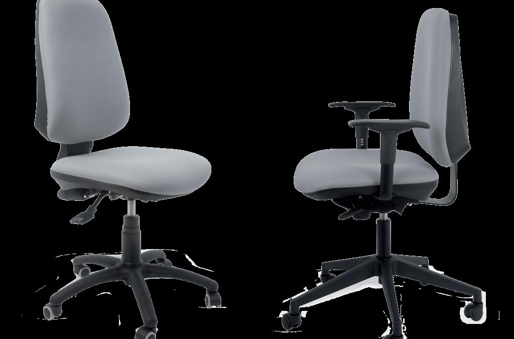 Chaise de bureau Black